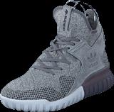 adidas Originals - Tubular X Pk Ch Solid Grey/Utility Black F1