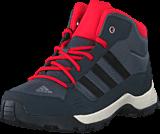 adidas Sport Performance - Hyperhiker K Onix/Core Black/Vivid Red S13