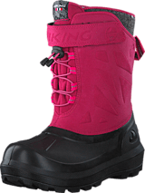 Viking - Nordlys Black/Dark Pink