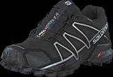 Salomon - Speedcross 4 GTX® Black/Black/Si