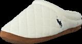 Polo Ralph Lauren - Jacque Quilt Scuff Cream