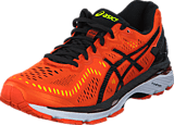 Asics - Gel Kayano 23 FlameOrange/Black/SafetyYellow