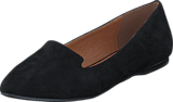 Bianco - Pointy Loafer AMJ17 10 Black
