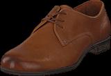 Sneaky Steve - Markham Low Leather COGNAC