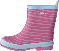 Tretorn - Sticky Stripes Soft Pink