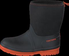 Tretorn - Kuling Neoprene Black