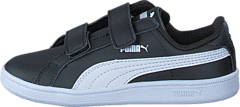 Puma - Smash Fun L V Kids 007 Black
