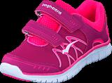 Bagheera - Atom III Cerise/Neon Pink