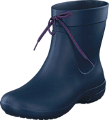 Crocs - Crocs Freesail Shorty RainBoot Navy
