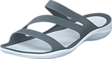 Crocs - Swiftwater Sandal W Smoke/White