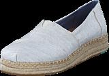 Toms - Platform Alpergata Natural Yarn Dye