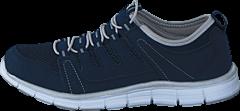 Polecat - 435-1311 Memory Foam Insock Navy Blue