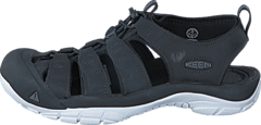 Keen - Newport Evo *Limited* Black/Star White