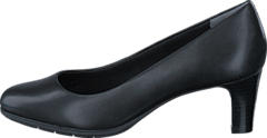 Rockport - Melora Plain Pump Black Burn Calf