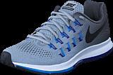 Nike - Air Zoom Pegasus 33 Wolf Grey/Black-Dark Grey-Blue