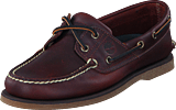 Timberland - Classic Boat 2 Eye Rootbeer Smooth
