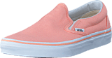 Vans - UA Classic Slip-On Tropical peach/true white