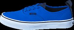 Vans - UY Authentic Elastic Lace imperial blue/parisian night