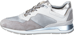 Geox - D Shahira Off White/Lt Grey