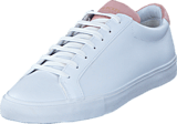 Jim Rickey - Chop Womens Leather White/Pink