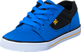DC Shoes - Tonik Tx Blue/Black/Grey