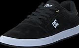 DC Shoes - Dc Crisis Shoe Black/Gold