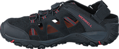 Merrell - Yokota Ascender Stretch Conv Black/Bossa Nova
