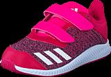 adidas Sport Performance - Fortarun Cf I Shock Pink S16/Ftwr White/Bold