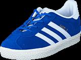 adidas Originals - Gazelle I Blue/Ftwr White/Gold Met.