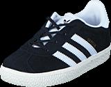 adidas Originals - Gazelle I Core Black/Ftwr White/Gold Met