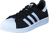 adidas Originals - Superstar J Core Black/Ftwr White/Ftwr Whi