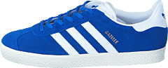 adidas Originals - Gazelle J Blue/Ftwr White/Gold Met.