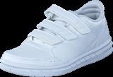 adidas Sport Performance - Altasport Cf K Ftwr White/Ftwr White/Clear Gr