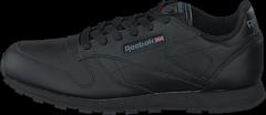 Reebok Classic - Classic Leather Black-1