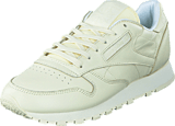 Reebok Classic - CL Lthr Pastels Washed Yellow/White