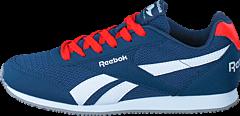 Reebok Classic - Royal Cljog 2RS Brave Blue/Carotene/White