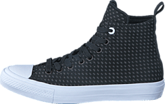 Converse - Chuck Taylor II Hi Shield Black/Thunder/White