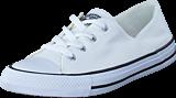 Converse - All Star Coral Ox Canvas White