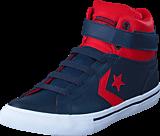 Converse - Pro Blaze Hi Leather Athletic Navy/Casino