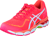 Asics - Gel Kayano 23 Gs Diva Pink/White/Flash Coral
