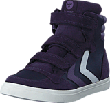 Hummel - Stadil Leather Jr Nightshade