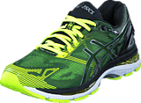 Asics - Gel Nimbus 19 Black/Safety Yellow/Silver