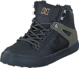 DC Shoes - Spartan High WC WNT Black Olive