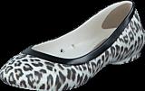Crocs - Crocs Lina Graphic Flat Leopard/Oyster