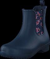 Crocs - Crocs Freesail Chelsea Boot W Navy/Floral