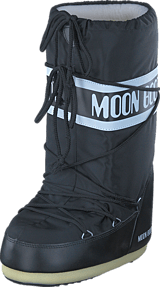 Moon Boot - Nylon Black