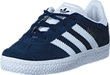 adidas Originals - Gazelle I Collegiate Navy/Ftwr White/Ftw