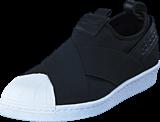 adidas Originals - Superstar Slipon Core Black/Core Black/Core Bla