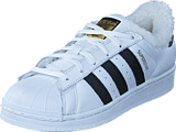 adidas Originals - Superstar W Ftwr White/Core Black/Gold Met