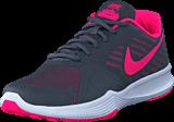 Nike - Wmns City Trainer Dk Grey/Hyper Pink